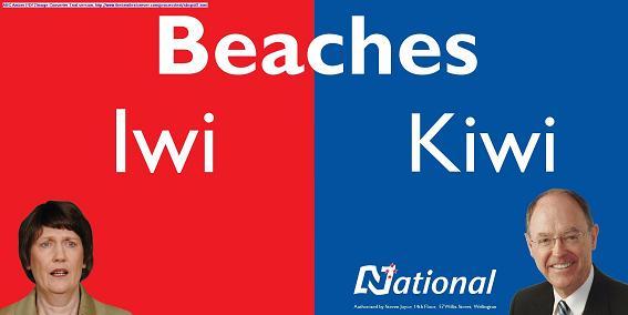Iwi Kiwi Billboard