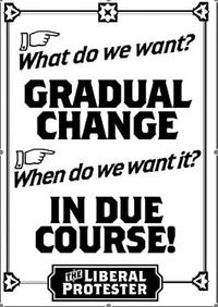 Gradual change