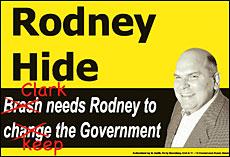 Flipflop rodney