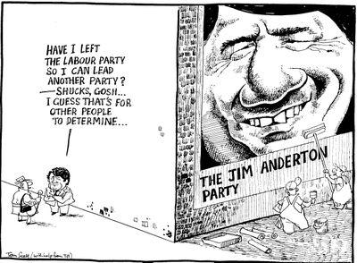 Jim Anderton Party