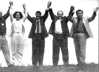 Alliance MPs