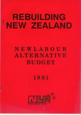NLP alternative budget