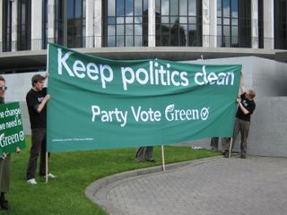 Green Party finances
