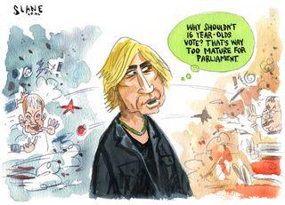 Sue bradford parliament