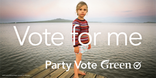 Green Party - Vote for me