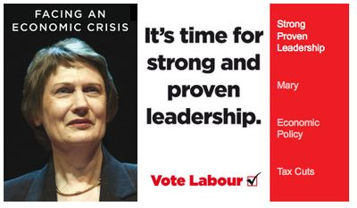 Labour leadership ad