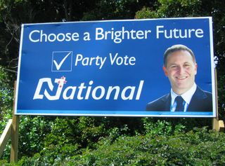 John key brighter future