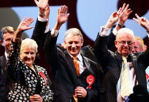 Labour Party Clark election