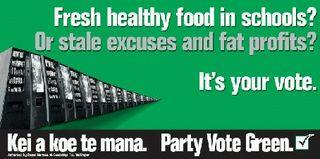 2005 Greens billboards