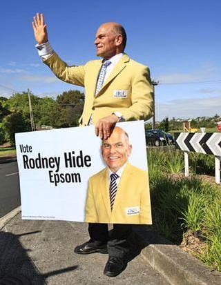 Hide campaigning
