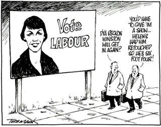 Labour billboard
