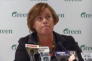 Sue bradford resignation