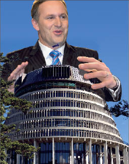 Key - Who runs NZ - Bryce Edwards