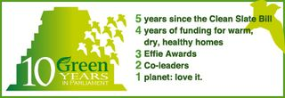 3 Green Party - 10 years Bryce Edwards