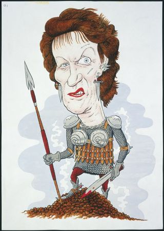 1980s Helen Clark - Bryce Edwards