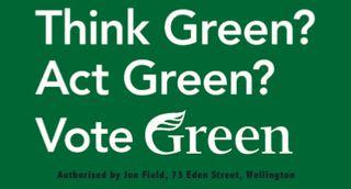 Think Greens - Bryce Edwards
