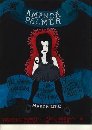 Amanda palmer- nz tour - bryce edwards