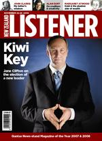 Kiwi Key - Bryce Edwards
