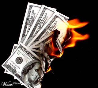 Money-to-burn bryce edwards