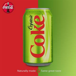 Green coke pepsi - Bryce Edwards