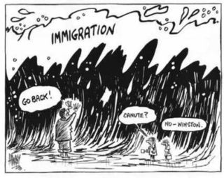 Immigration - Bryce Edwards