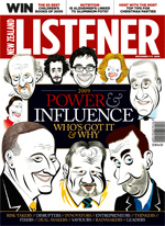 Listener Power List 2009 - Bryce Edwards
