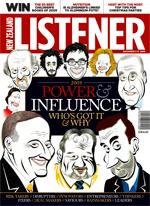 Listener Power List 2009 - Bryce Edwards