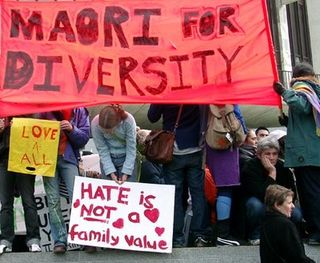 Maori diversity - bryce edwards