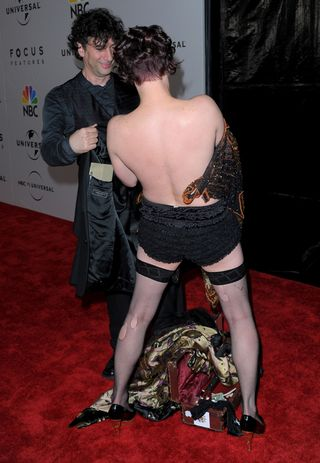 Amanda Palmer Golden Globes - Bryce Edwards