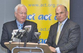 Roger and Rodney - Bryce Edwards
