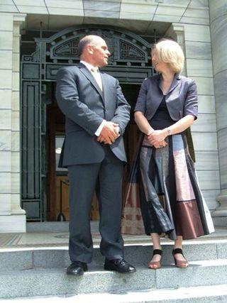 Roy Hide Act leadership split - Bryce Edwards