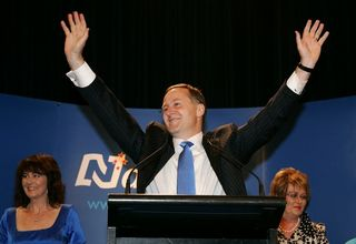 National Party presidentialised - Bryce Edwards