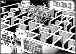 Electoral Finance Act EFA - Bryce Edwards