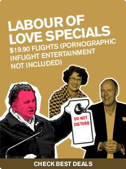 Air NZ credit card MPs - Bryce Edwards
