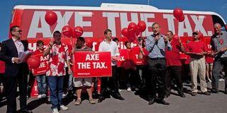 axe the tax - Bryce Edwards