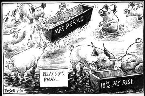29 MP travel perk NZ political finance parliament expenses scandal - Bryce Edwards liberation blog www.liberation.org.nz