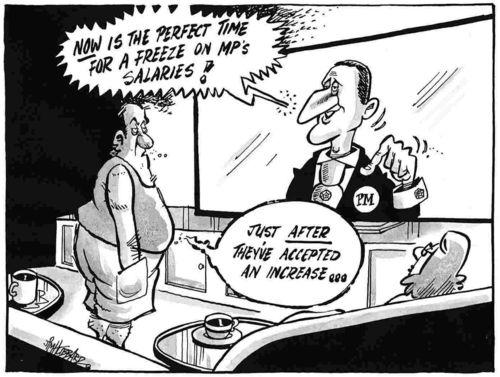 76 MP travel perk NZ political finance parliament expenses scandal - Bryce Edwards liberation blog www.liberation.org.nz