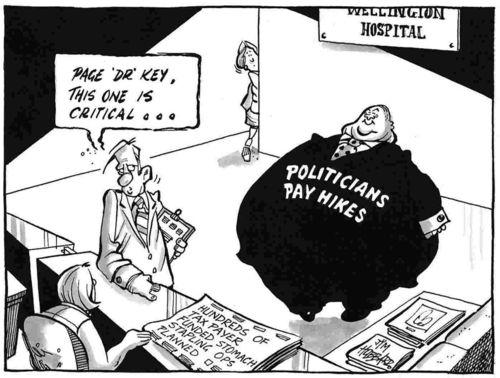 78 MP travel perk NZ political finance parliament expenses scandal - Bryce Edwards liberation blog www.liberation.org.nz