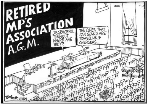 60 MP travel perk NZ political finance parliament expenses scandal - Bryce Edwards liberation blog www.liberation.org.nz
