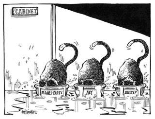 Coalition govt - Bryce Edwards