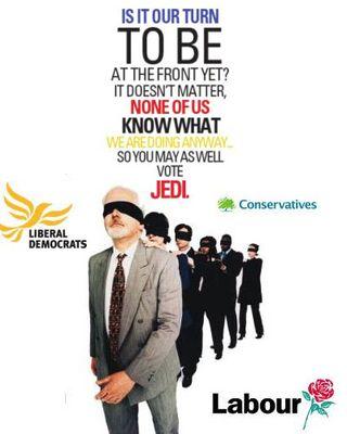 UK 2010 voter turnout - Bryce Edwards