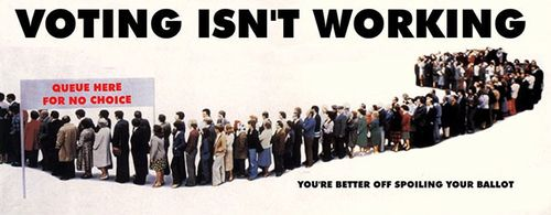 Voting isn't working - Bryce Edwards