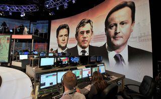 Leaders debate UK - Bryce Edwards