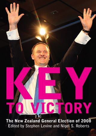 Key to Victory book - Bryce Edwards