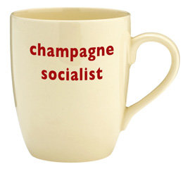 Champagne socialist - bryce edwards