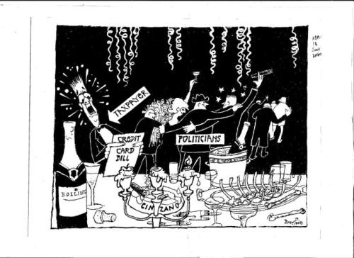Politician mp pay - bryce edwards