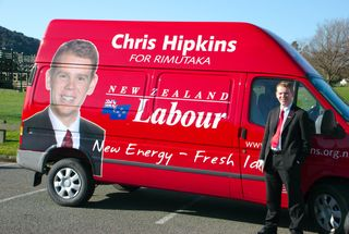 Labour advertising - Bryce Edwards