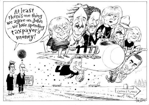 Parliamentary rorts corruption - Bryce Edwards
