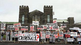 Prison crime - Bryce Edwards