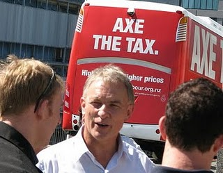 Goff Axe the Tax